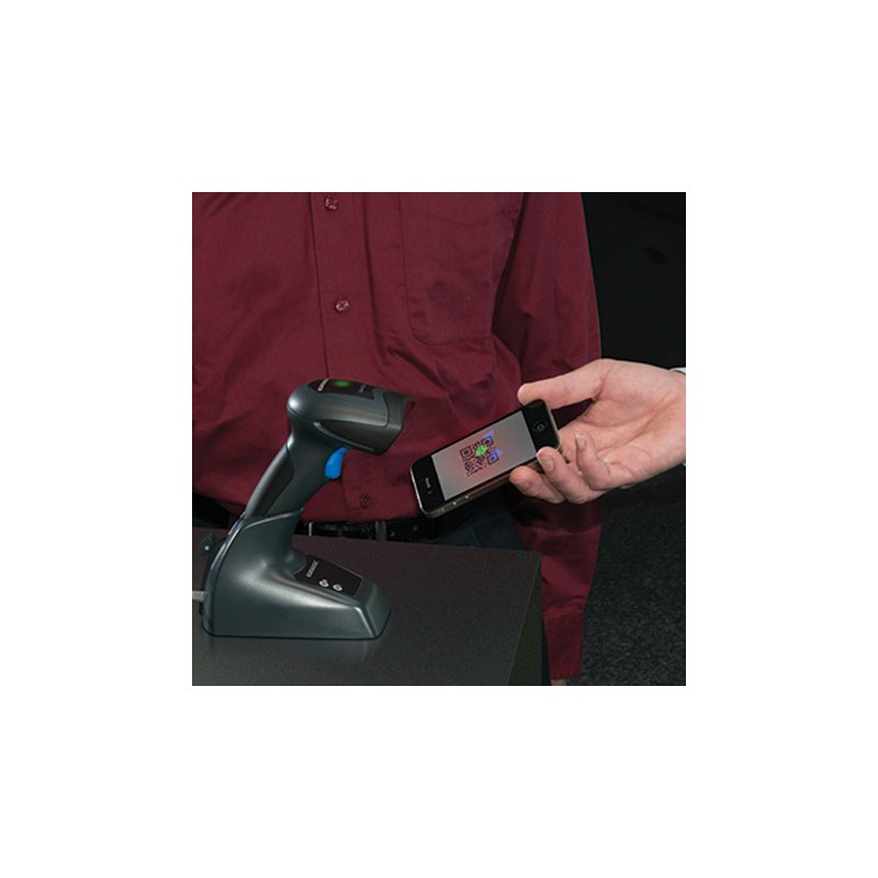 Lecteur codes barres BlueTooth CS3070 Zebra